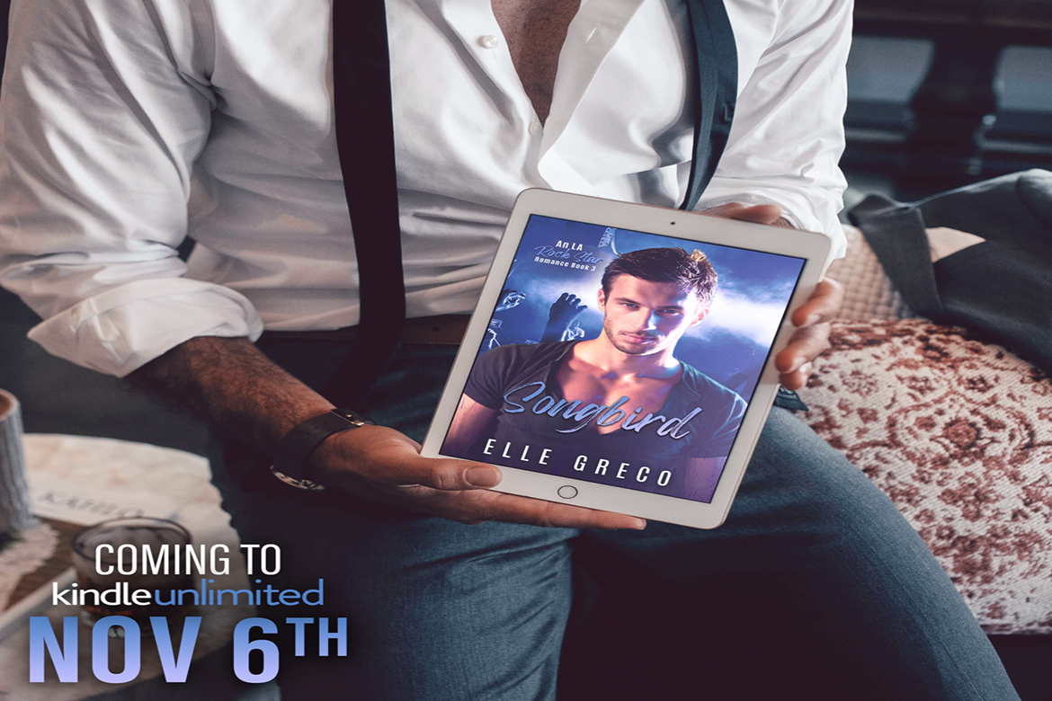 Songbird by Elle Greco Cover Reveal