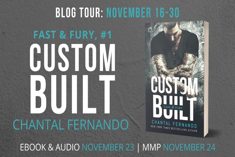 Custom Built by Chantal Fernando