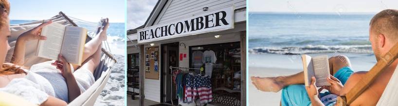 2021 Beachcomber Reading Challenge