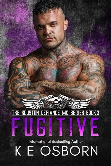 Fugitive by KE Osborn