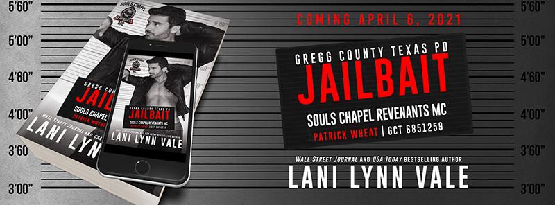 Jailbait by Lani Lynn Vale Cover Reveal