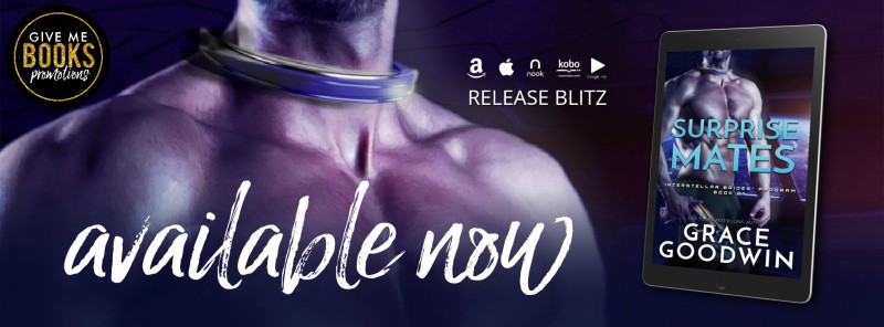 Surprise Mates by Grace Goodwin Release Day!