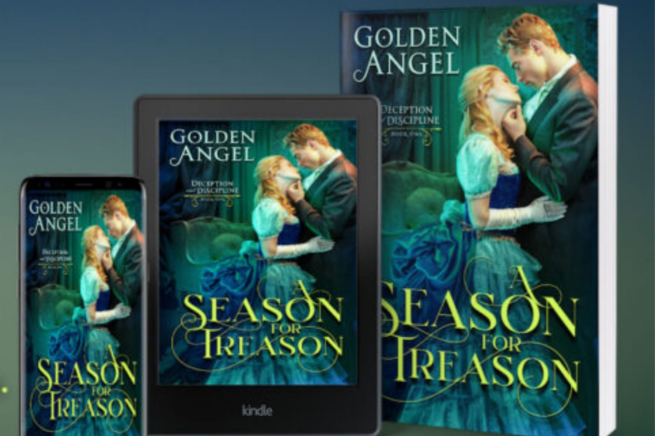 A Season For Treason by Golden Angel Boost