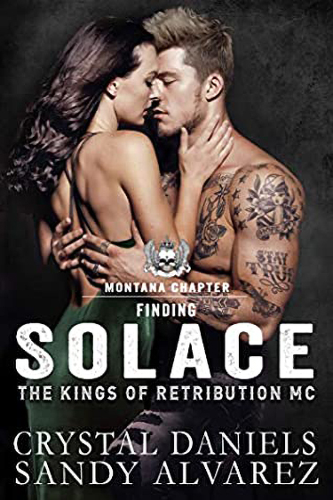 Finding Solace by Sandy Alvarez & Crystal Daniels