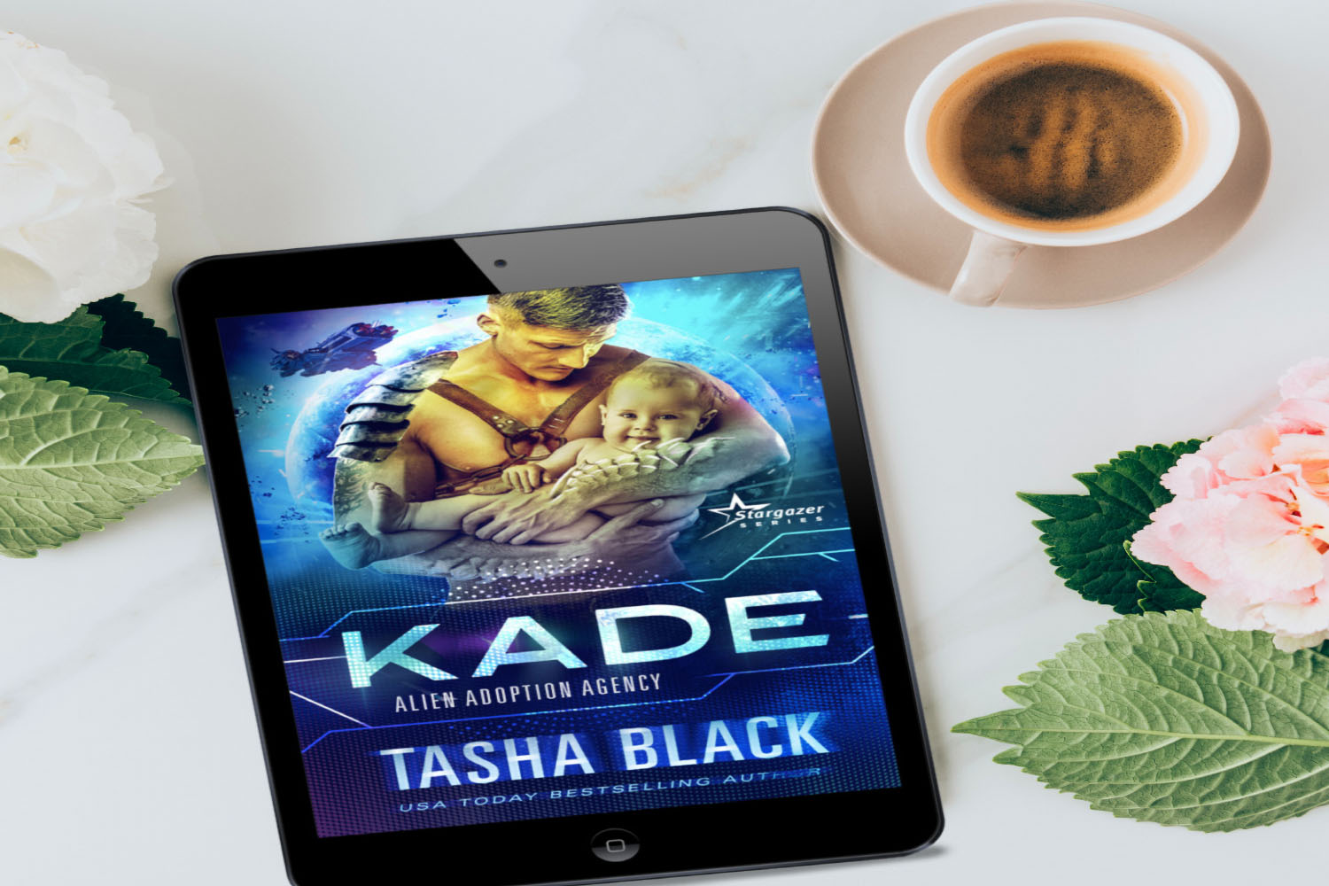 Kade by Tasha Black Release Boost