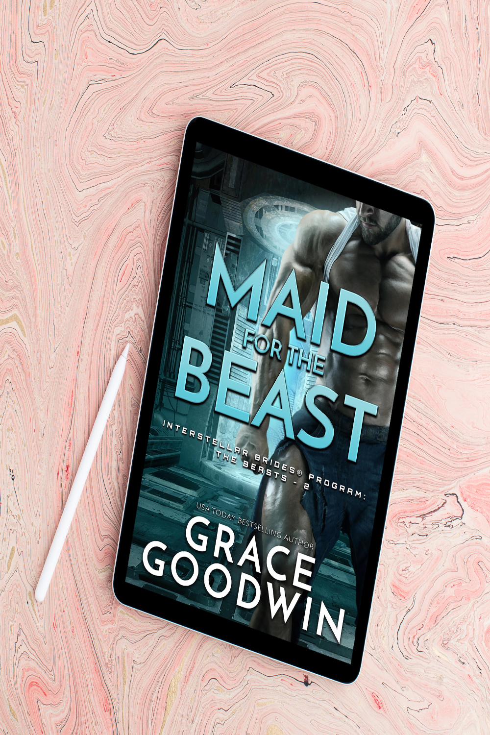 Maid for the Beast by Grace Goodwin Is Out Now!