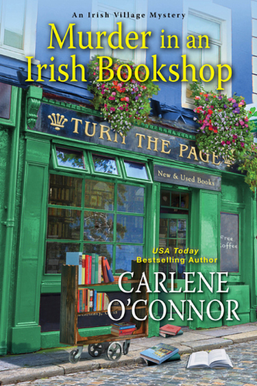 Murder in an Irish Bookshop by Carlene O'Connor | Book Review