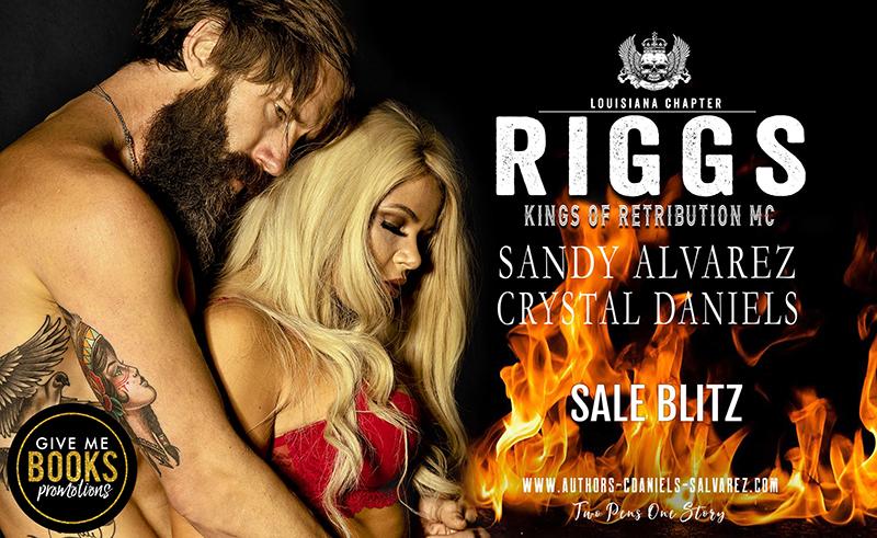 Riggs by Sandy Alvarez & Crystal Daniels