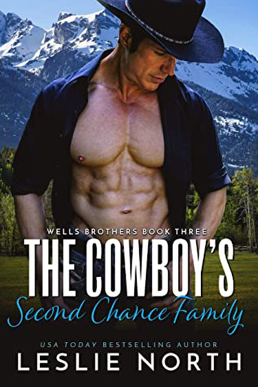 The Cowboy's Second Chance Family by Leslie North