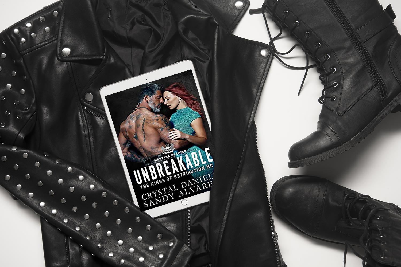 Unbreakable by Sandy Alvarez & Crystal Daniels
