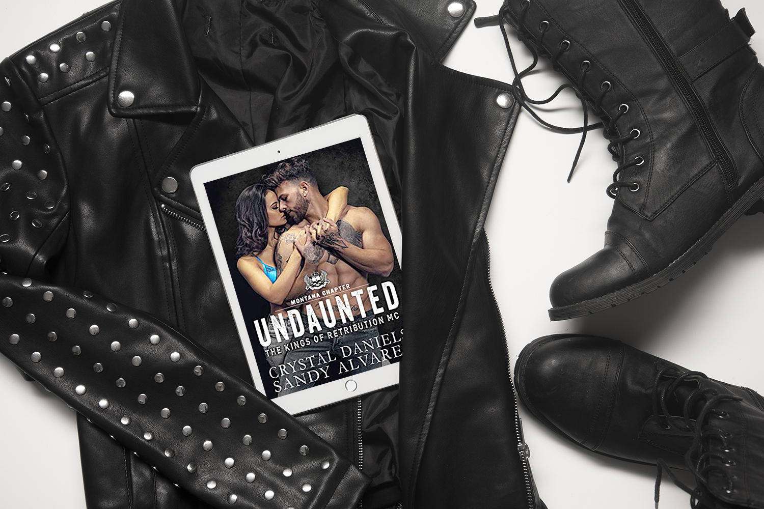 Undaunted by Sandy Alvarez & Crystal Daniels