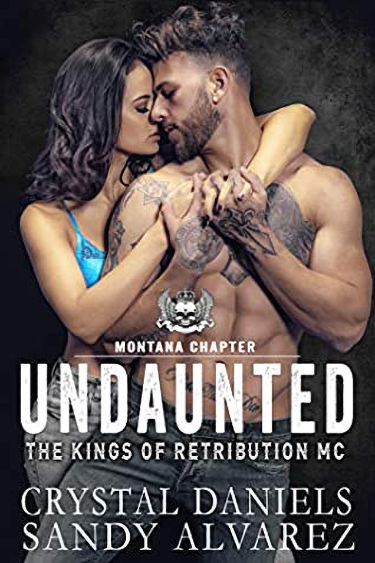 Undaunted  by Sandy Alvarez, Crystal Daniels