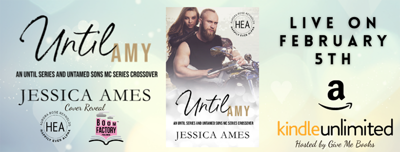 Until Amy by Jessica Ames Cover Reveal