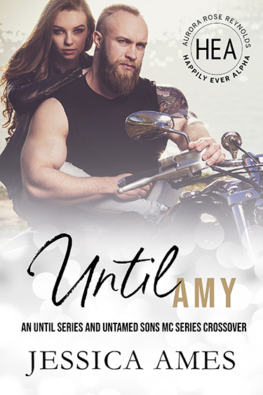 Until Amy  by Jessica Ames, Boom Factory Publishing