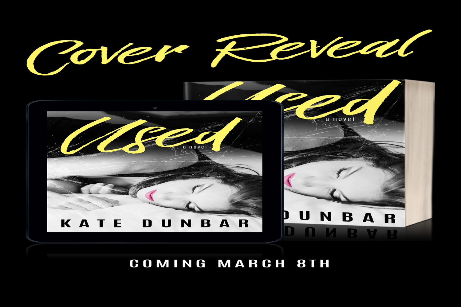 Used by Kate Dunbar Cover Reveal