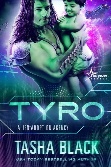 Tyro by Tasha Black