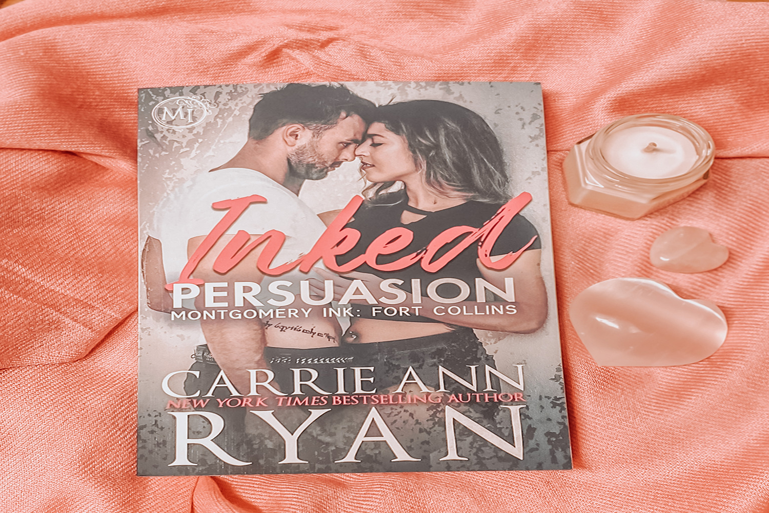 Inked Persuasion by Carrie Ann Ryan