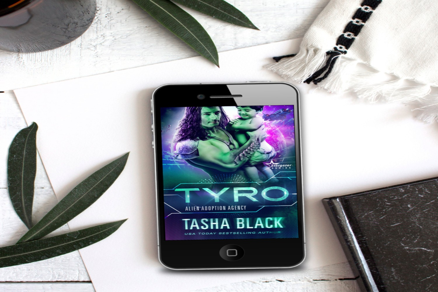 Tyro by Tasha Black