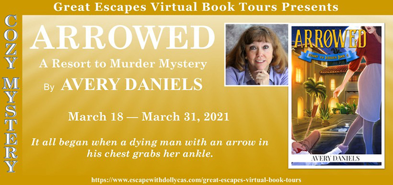 Character Guest Post: Marissa from Arrowed: Resort to Murder 4 by Avery Daniels