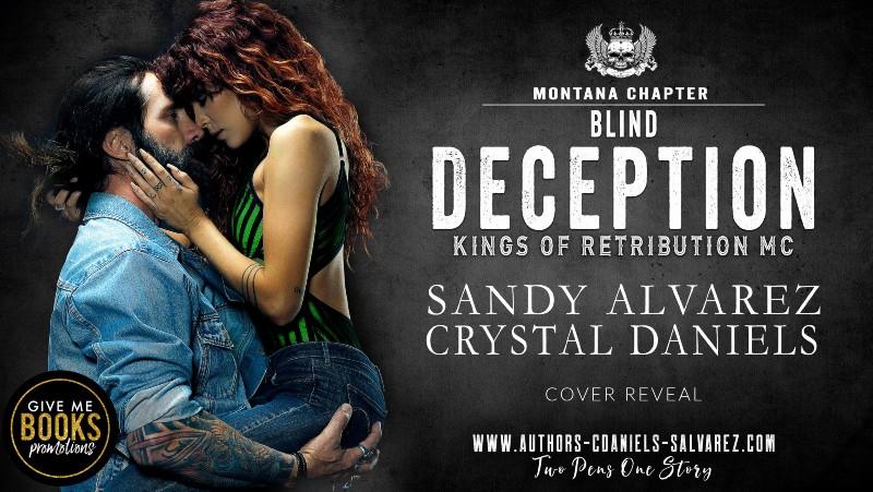 Blind Deception by Sandy Alvarez & Crystal Daniels Cover Reveal