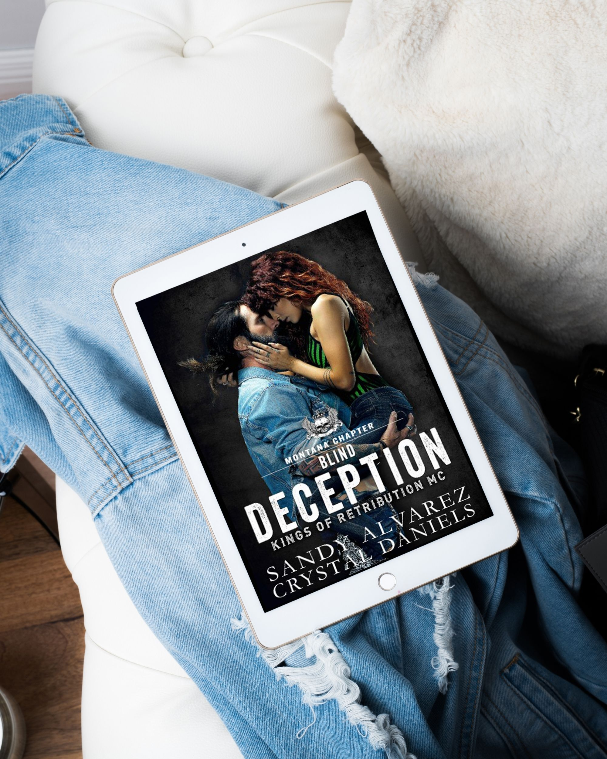 Blind Deception by Sandy Alvarez & Crystal Daniels | Book Review