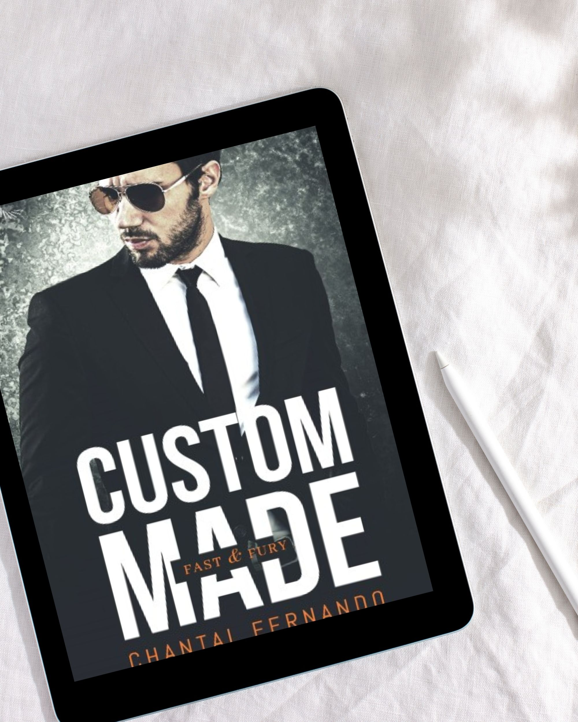 Custom Made by Chantal Fernando | Book Review