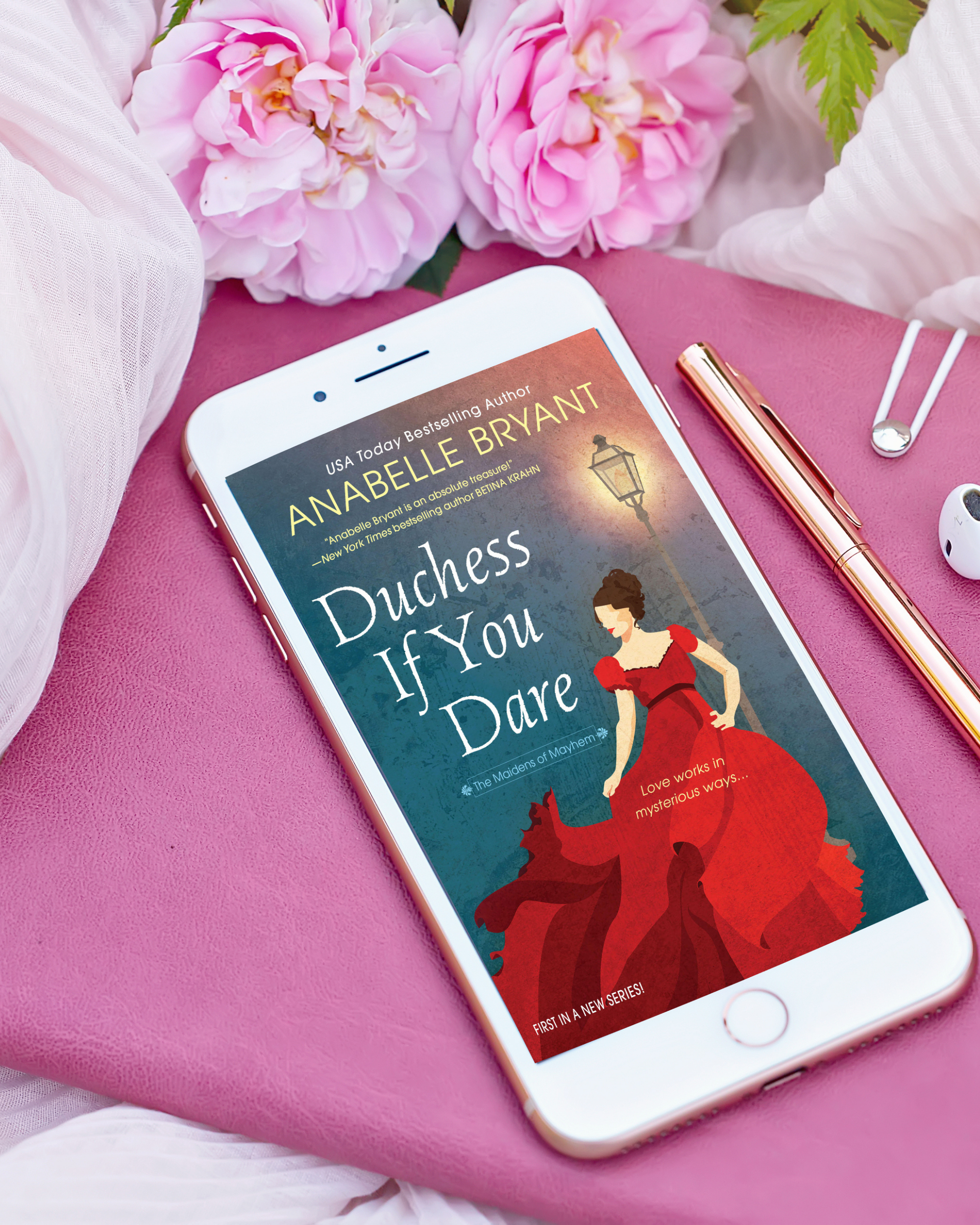 Duchess if You Dare at Wickedly Romance