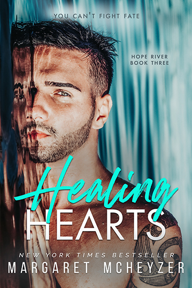 Healing Hearts Ebook Cover
