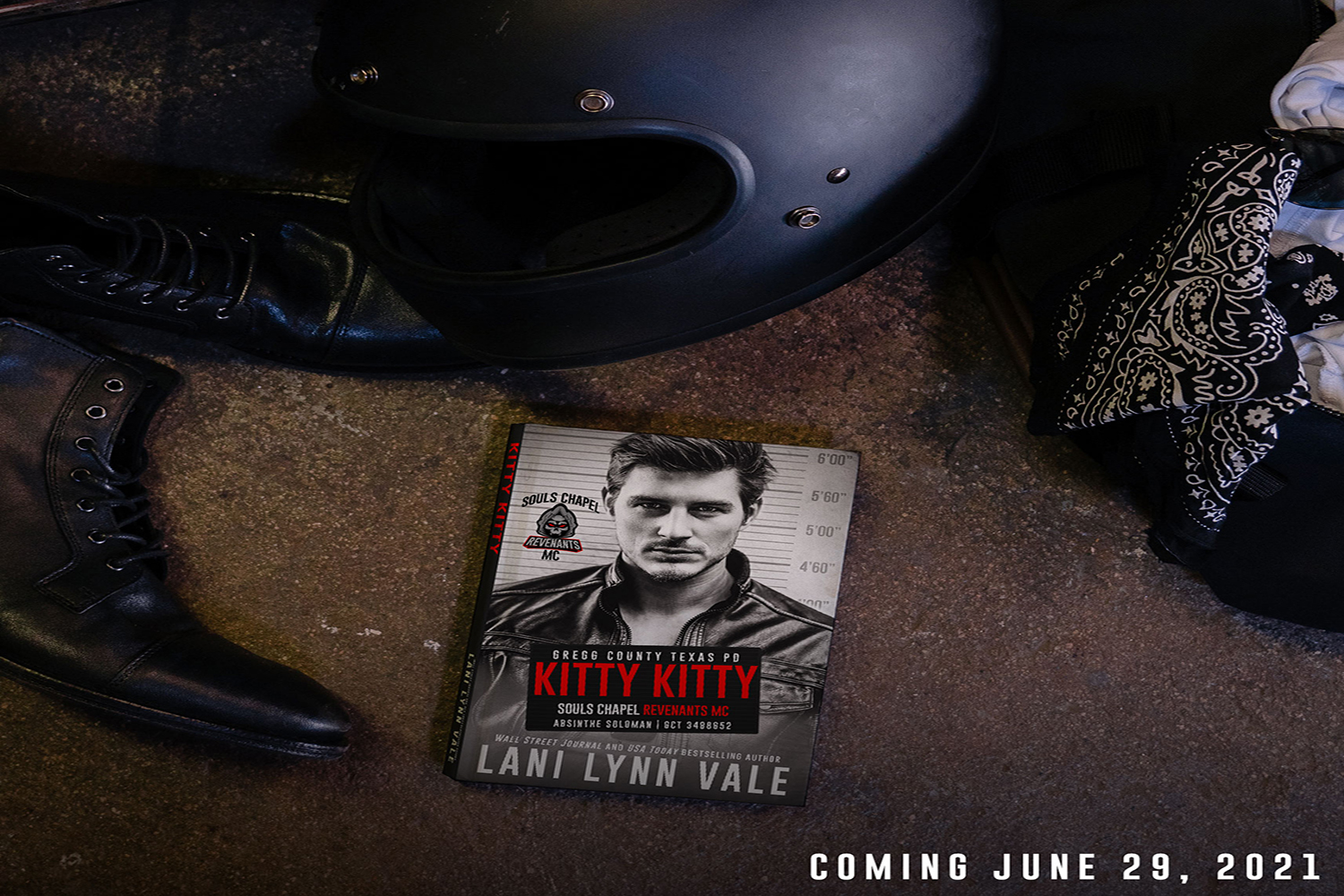 Kitty Kitty by Lani Lynn Vale | Cover Reveal
