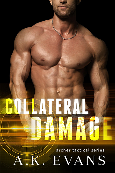 Collateral Damage Ebook Cover