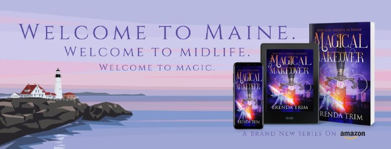 Magical Makeover by Brenda Trim | Book Review