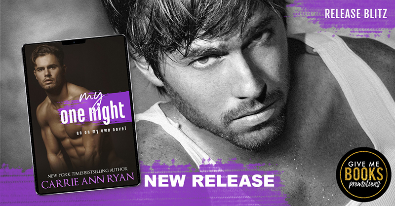 My One Night by Carrie Ann Ryan | Book Review