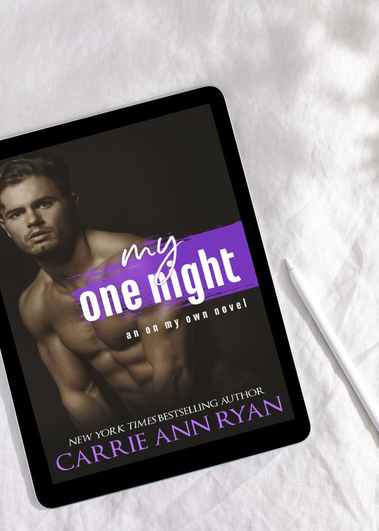 My One Night by Carrie Ann Ryan   Book Review