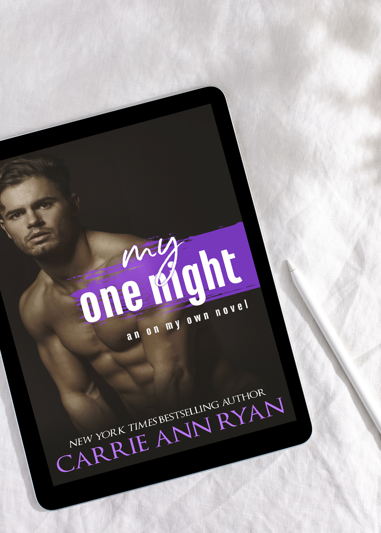 My One Night Review at Wickedly Romance