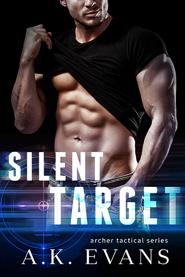 Silent Target Ebook Cover