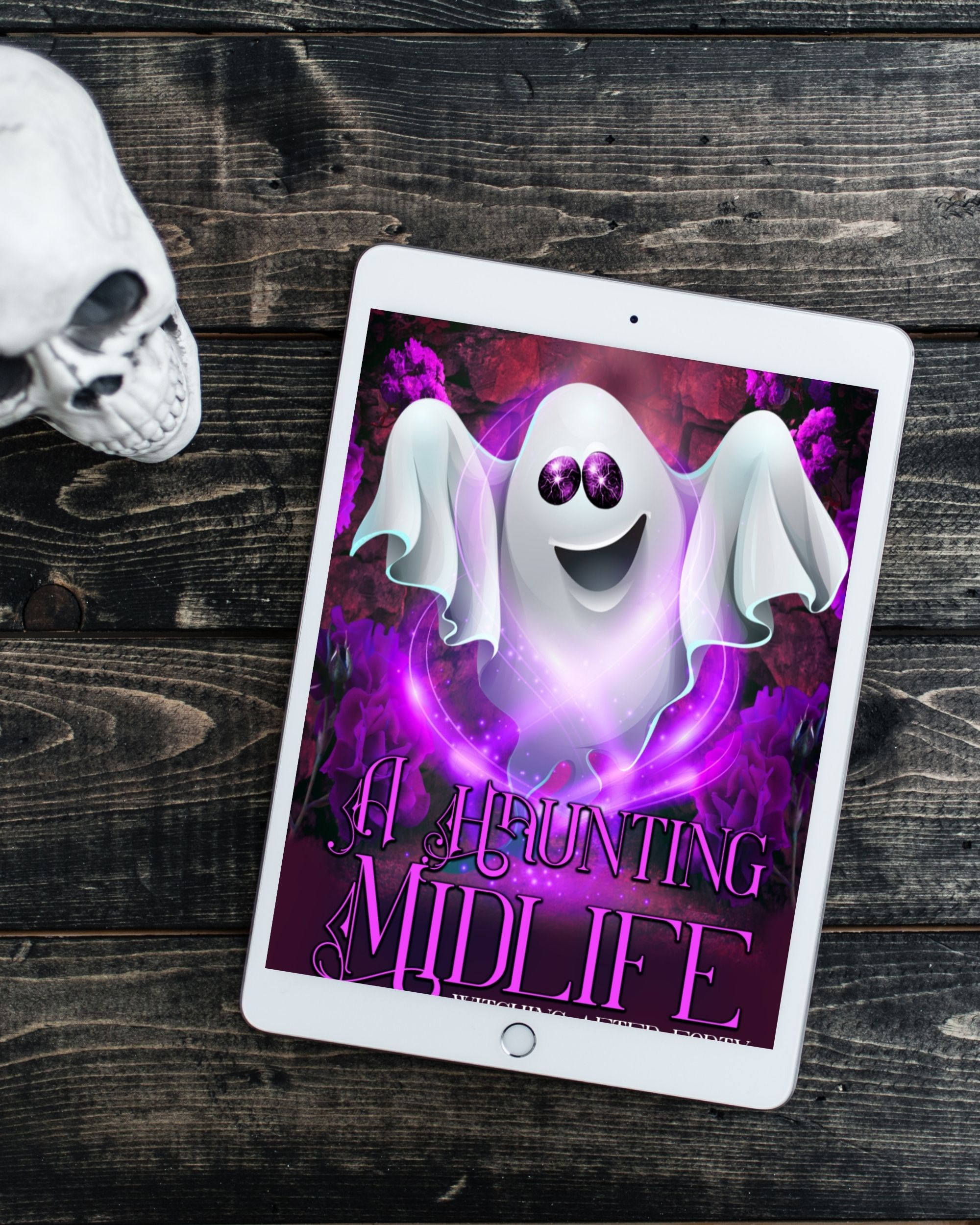 A Haunting Midlife at Wickedly Romance