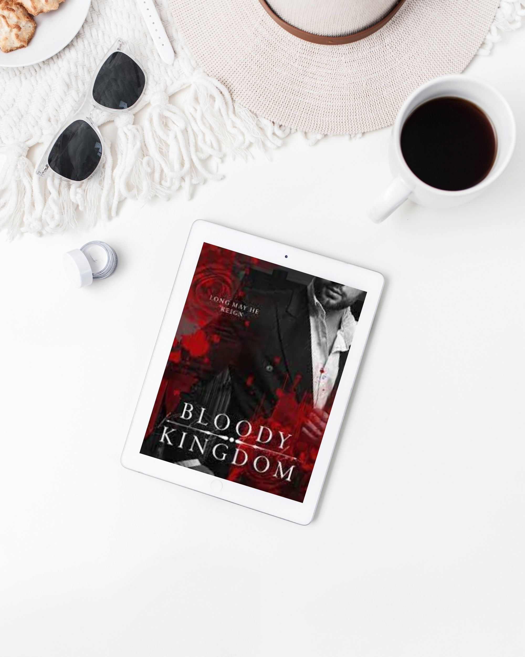 Bloody Kingdom by Kayleigh King Book Review at Wickedly Romance