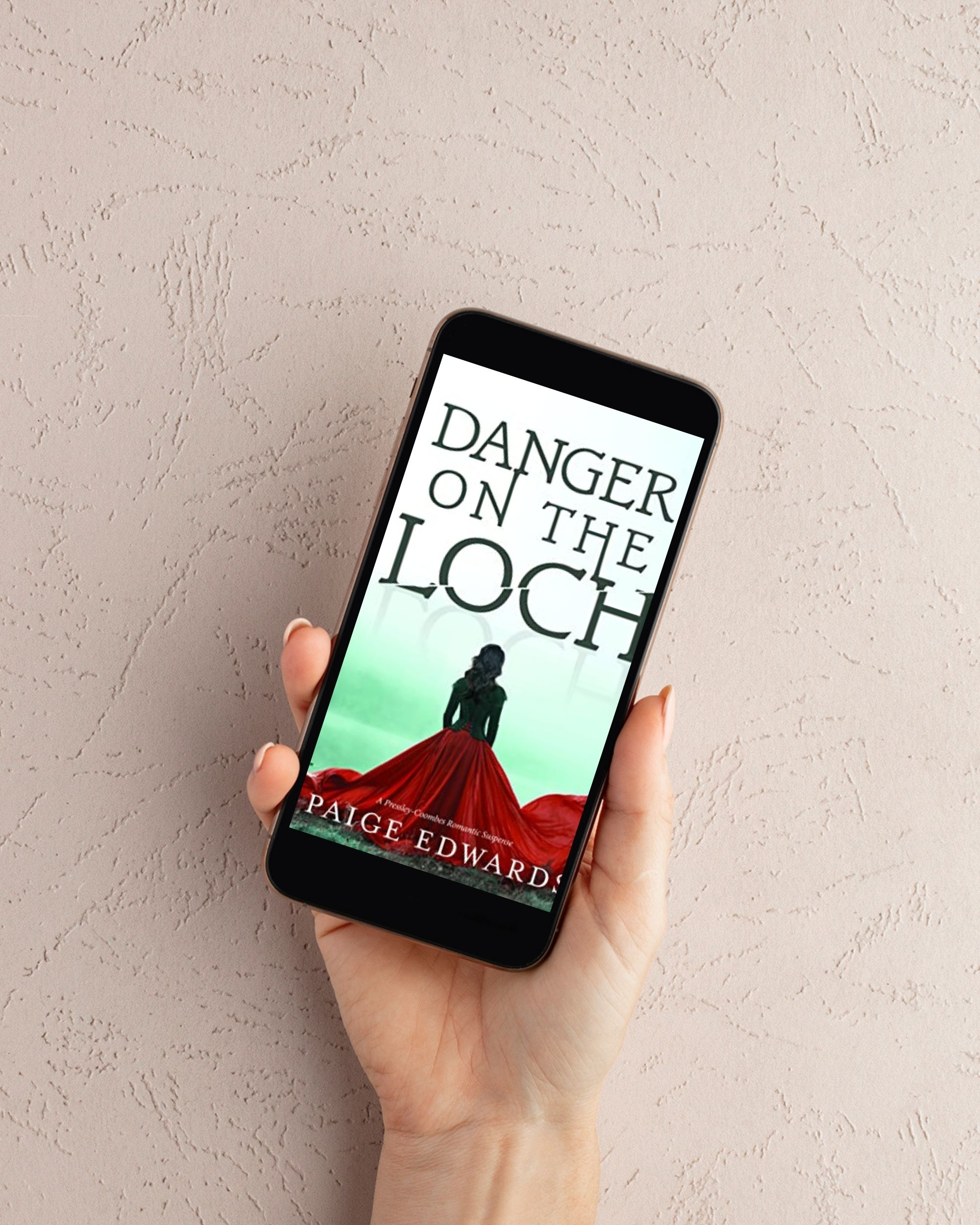 Danger on the Loch by Paige Edwards at Wickedly Romance