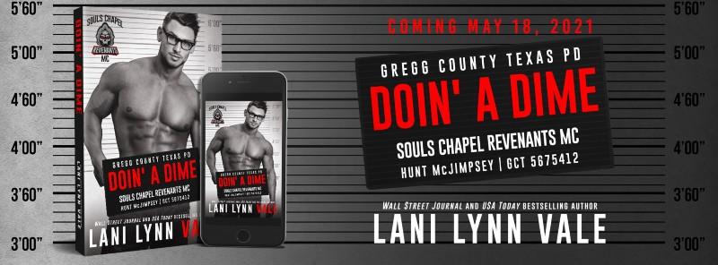 Doin' A Dime by Lani Lynn Vale | Book Review