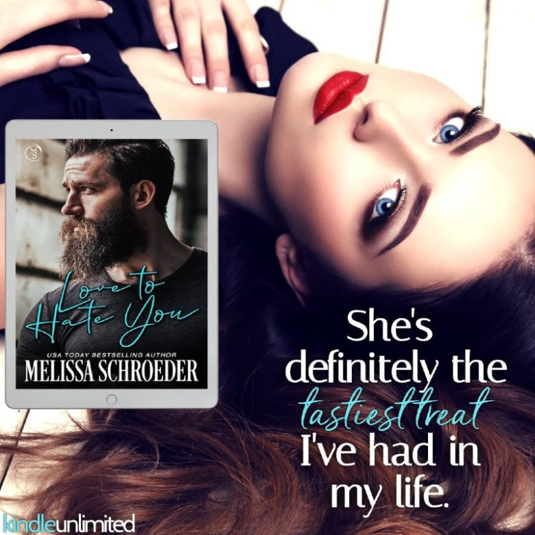 Love to Hate You by Melissa Schroeder Teaser