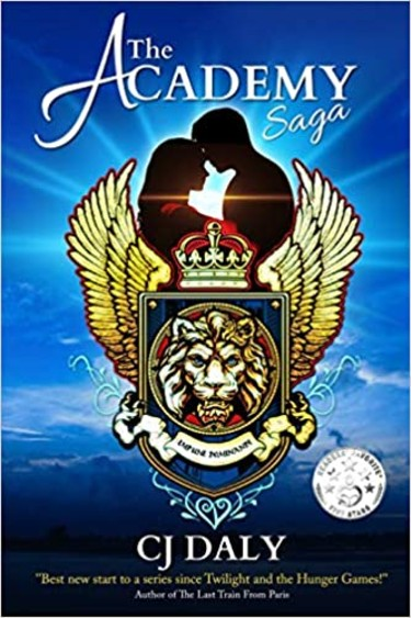 The Academy Saga by CJ Daly