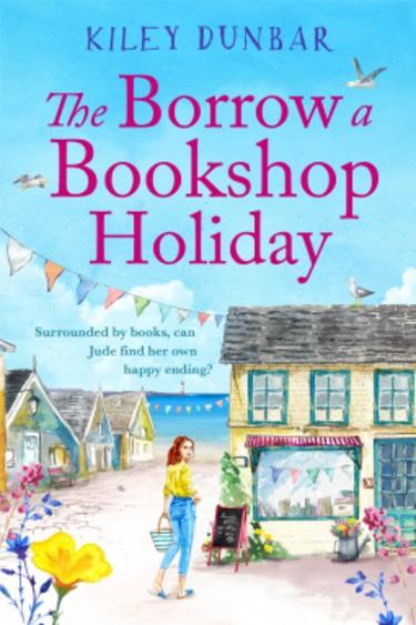 The Borrow a Bookshop Holiday by Kiley Dunbar | Book Review