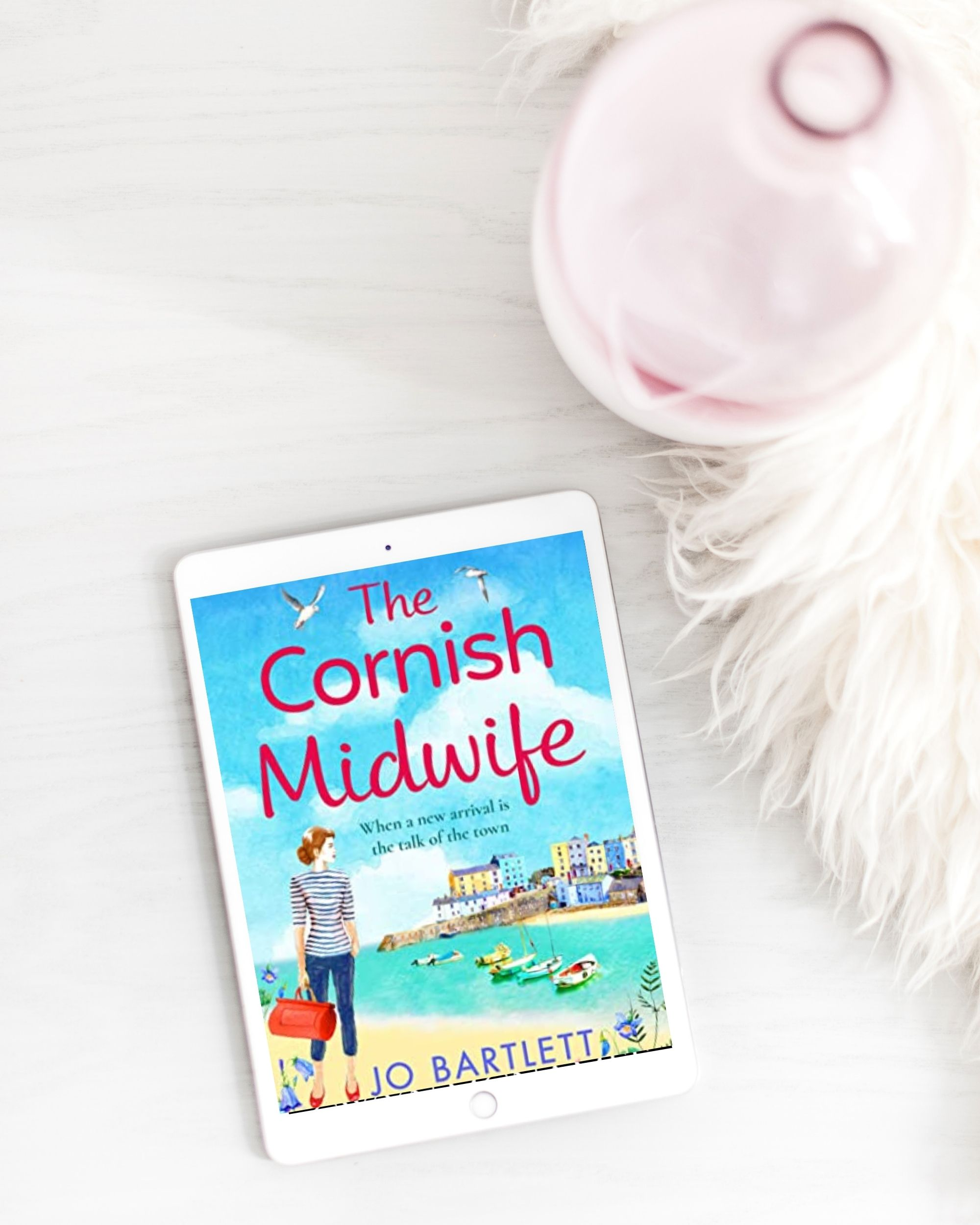 The Cornish Midwife by Jo Bartlett | Book Review