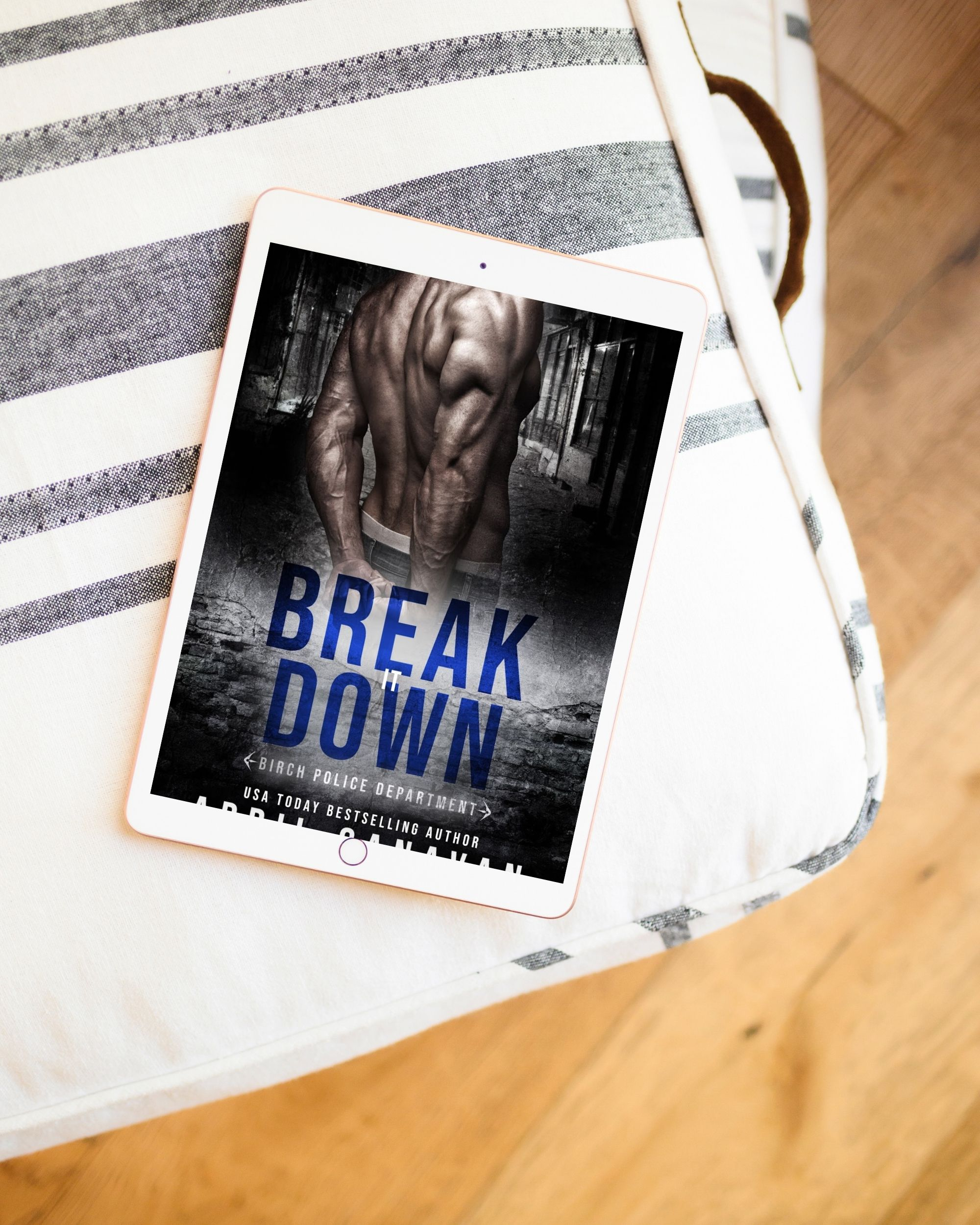 Break It Down at Wickedly Romance