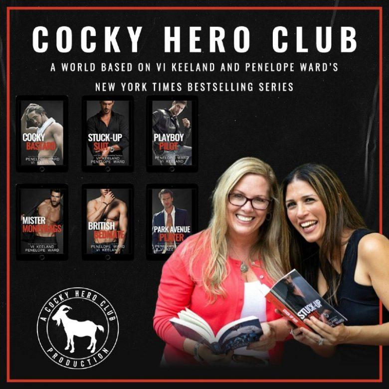 Cocky Hero Club - Vi _ Penelope
