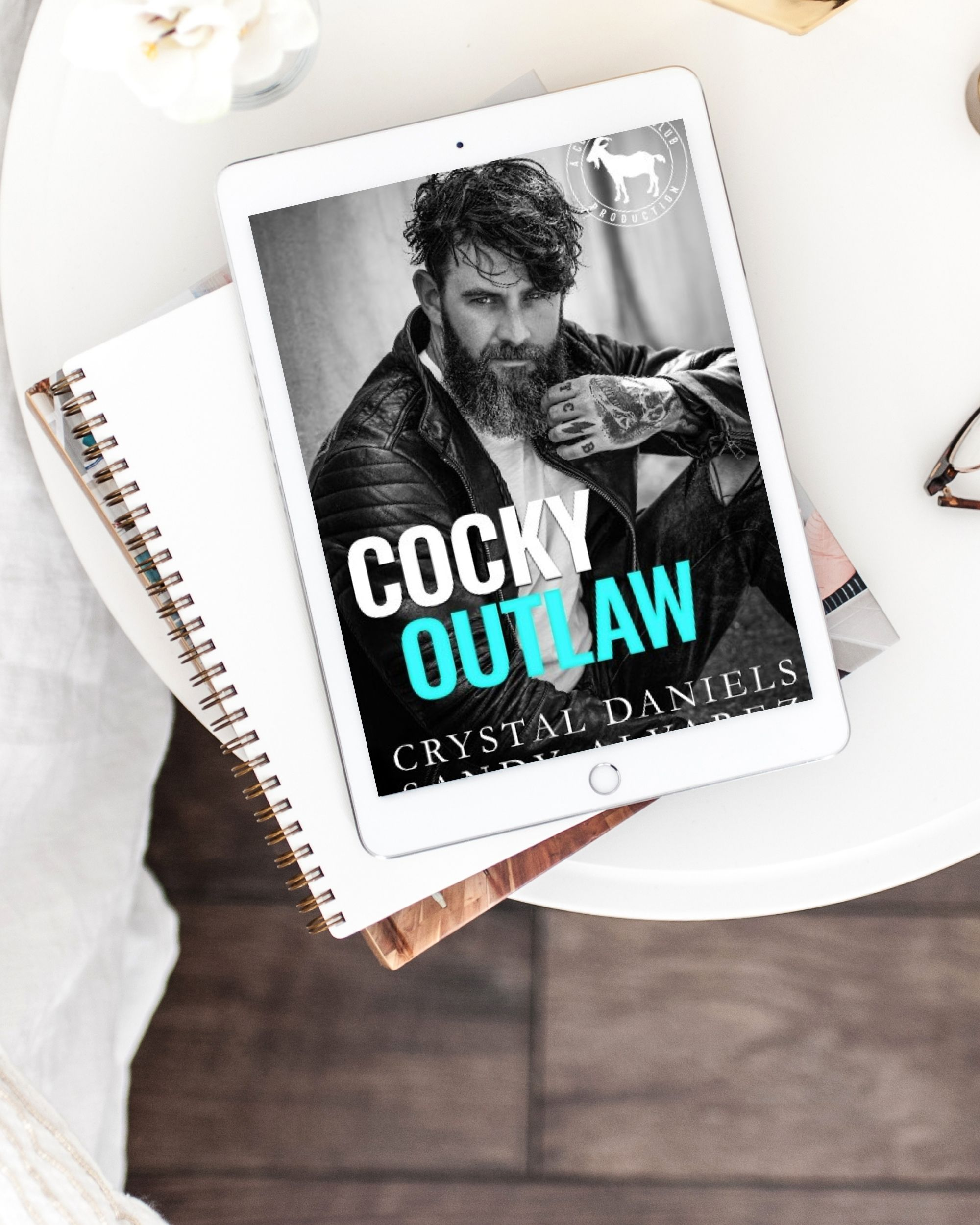 Cocky Outlaw Book Review at Wickedly Romance