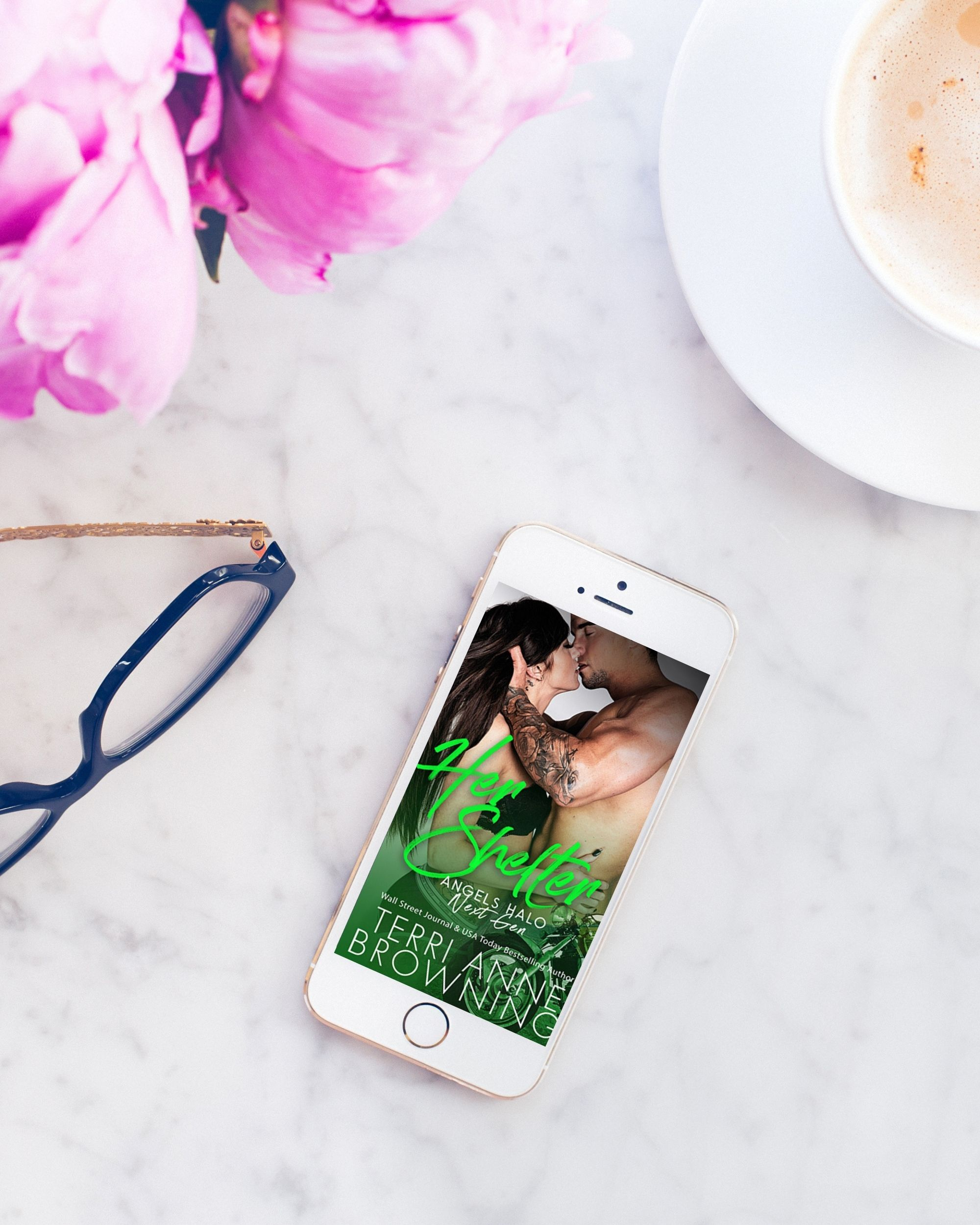 Her Shelter by Terri Anne Browning | Book Review