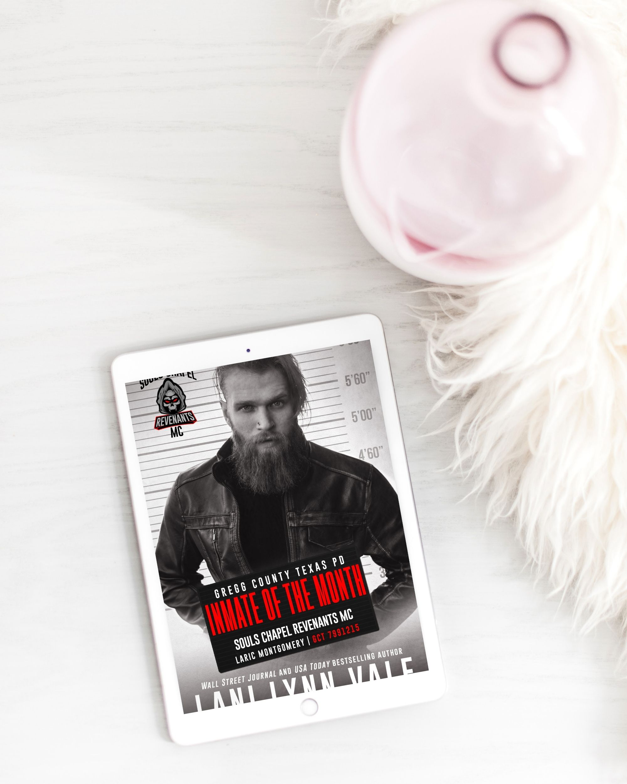 Inmate of the Month by Lani Lynn Vale at Wickedly Romance