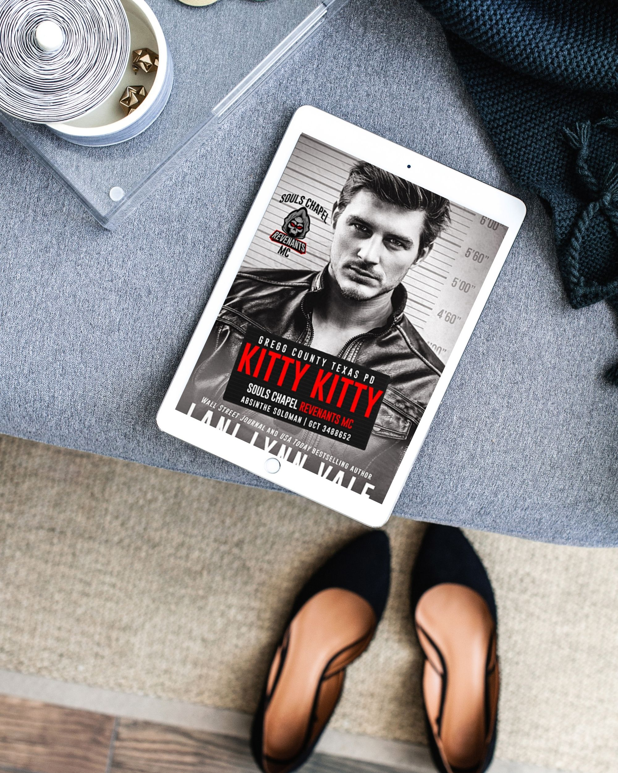 Kitty Kitty Book Review at Wickedly Romance