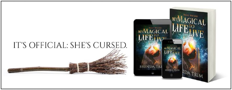 My Magical Life to Live by Brenda Trim   Book Review